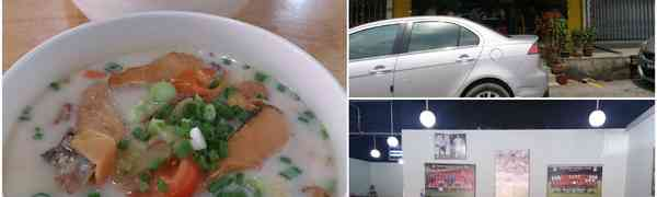 KY eats – Kaki Bola Dua XO Fish Head Meehun, PJ