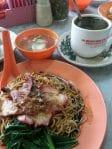 Quick breakfast fix oldskool style@Nameless stall, Jalan Kurau, Bangsar