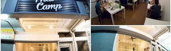 KY eats – Authentic Non Halal Thai at Thai Camp at Taman Paramount, PJ