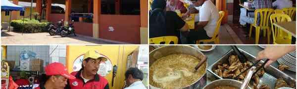 KY eats – Ayam Goreng Kampung at Restoran A Hassan, Shah Alam Highway