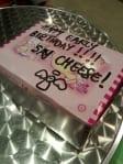 Failed cheesecake birthday plan for my rabbit@King's Confectionary, Seksyen 14 PJ