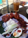 The Nasi Lemak-Which-Must-Not-Be-Named@Village Park Nasi Lemak, Damansara Uptown PJ