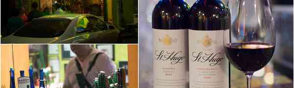 KY eats – St. Hugo Wines at Las Carretas, USJ