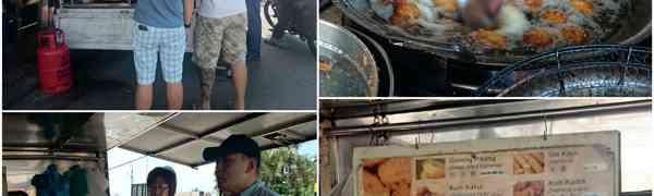 KY eats – Goreng Pisang at Tanjung Bungah, Penang