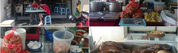KY eats – Lai Thai Market, Seksyen 17
