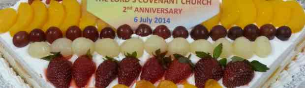 Second Year Anniversary and Feast of Harvest Celebration@The Lord's Covenant Church, Phileo Damansara I