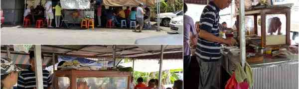 KY eats – the most famous Wantan Mee in Klang