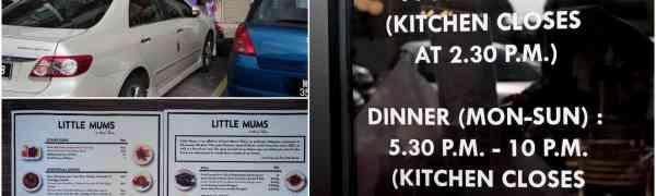 KY eats – Little Mums, Damansara Uptown