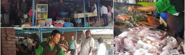 KY eats – Kak Jat Ikan Bakar, Jalan Bellamy, KL