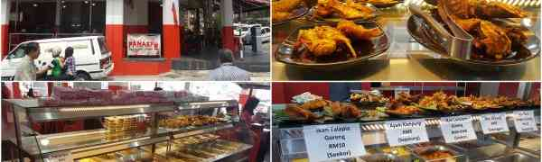 KY eats – Patin Tempoyak at Restoran Termeloh Catering, Wangsa Walk