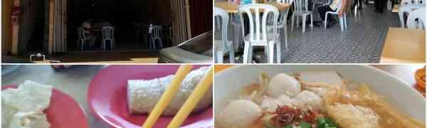 KY eats – Kuih Teow Soup at Sua Teng kopitiam, Taman Berkeley