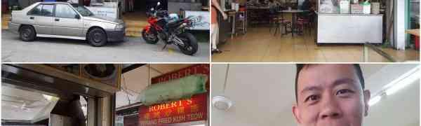 KY eats – Robert Char Kuih Teow, Damansara Kim