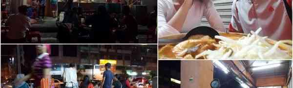 KY eats – Claypot Curry Mee at TSY, Klang (halal)