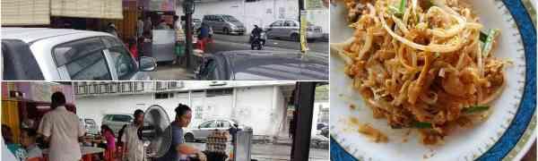 KY eats – Char Kuih Teow (Jalan Batai) at Klang