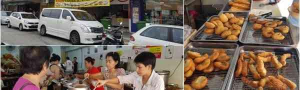 KY eats – Soya Bean Drinks & Deep Fried ghost at Restoran Yuen Ting, PJ SeaPark