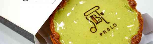 Pablo Freshly Baked Matcha Cheese Tart @ 1 Utama