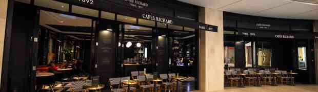 Cafés Richard @ SkyAvenue, Resorts World Genting