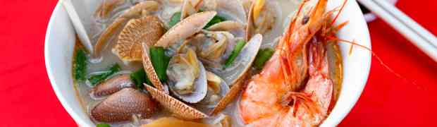 Hennessy XO Seafood Noodles @ Kepong