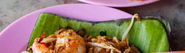 Penang Auntie (Big Prawn) Char Koay Teow @ Fresh Food Court