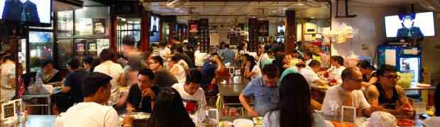 Noi Seafood @ Huai Khwang, Bangkok
