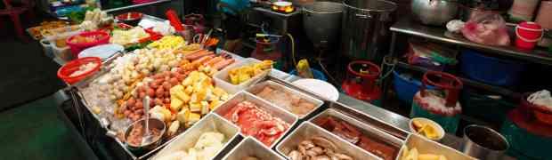 Seafood Tomyam Mee @ Guan Zheng Kopitiam, Raja Uda