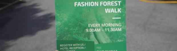 Resorts World Genting's Fashion Forest by TREKS