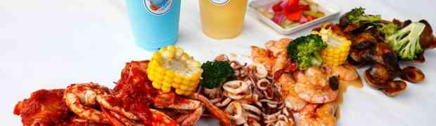Blue Inn Seafood 海洋客栈 (手抓海鲜) @ Taman Usahawan Kepong