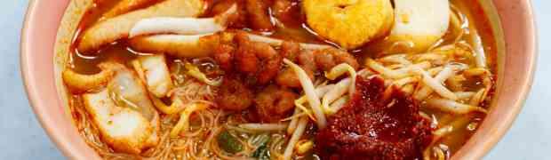 Delicious Prawn Mee @ No Name Noodle Shop, Taman Sri Sinar