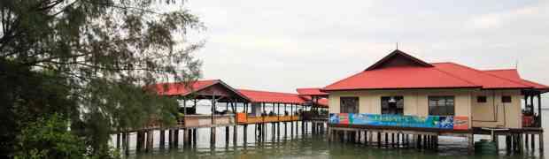 Mee Udang @ Restoran Terapung Pulau Aman, Penang