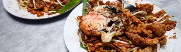 BM Duck Egg Char Koay Teow @ Jalan Song Ban Kheng
