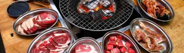 Authentic BBQ 古早烧烤 @ Taman Bukit Maluri, Kepong