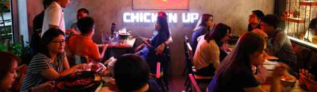 Chicken Up – Singapore's #1 Korean Fried Chicken @ Subang Jaya