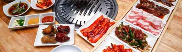 Hwa Ga Ala Carte Korean BBQ Buffet @ Solaris Mont Kiara