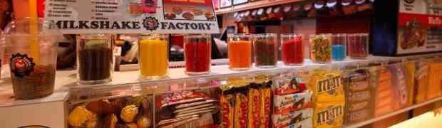 Milkshake Factory @ Nu Sentral Mall, KL Sentral