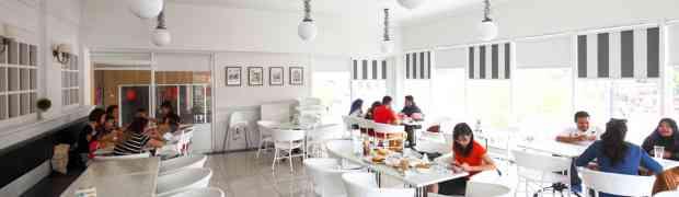 Tappers Café @ Dataran Pahlawan, Melaka