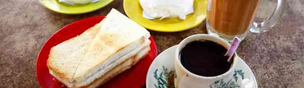 Hainanese Coffee & Toast @ Hiap Hing Kopitiam, Batu Caves