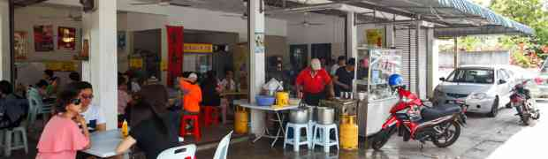 Wantan Mee @ Tengkera Kampung Sembilan, Melaka