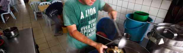 Penang Kuantan Road Original Curry Mee @ Restoran Mei Keng