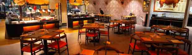 Samba Brazillian Steakhouse Churrascaria @ Avenue K