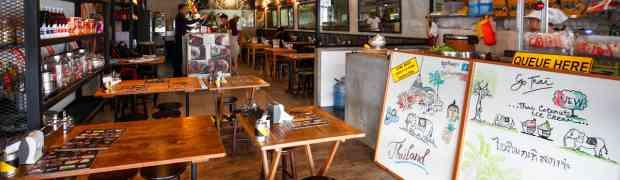 Go Thai – Authentic Thai Isan Street Food @ SS2