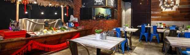 Bubu Seafood Grill @ Bandar Menjalara, Kepong