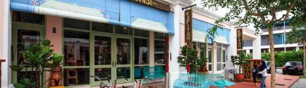 Kapitan Kongsi Hotel @ Melaka (Highly Recommended)