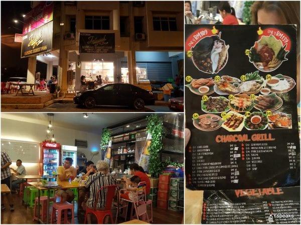 Jatujak Bangkok Street Food Ara Damansara