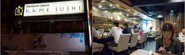 KY eats – Omakase Dinner at Kame Sushi, Sri Hartamas
