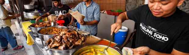 Warung Soho Kelantanese Food @ Sri Hartamas