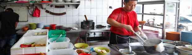 Teochew Seafood Noodle House @ Damansara Jaya