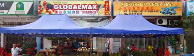 Durians @ Globalmax Trading, Kuantan