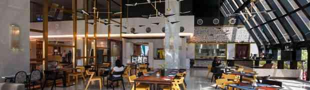 Angelo's Cafe & Restaurant @ Grand DarulMakmur Hotel, Kuantan