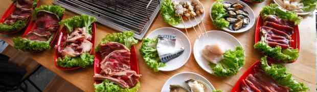 BBQ Buffet @ Medini's Barbecue Restaurant, Ampang