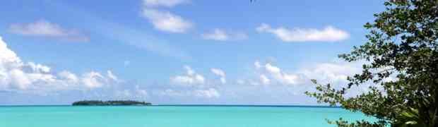 The Poolside Restaurant, Taj Exotica Resort and Spa Maldives